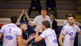 """Top Volley. Kovac: """"Pochi allenamenti, molte trasferte"""""""