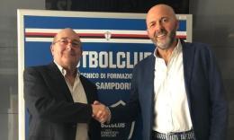"""Futbolclub, Calvarese: """"Soddisfatto del lavoro svolto finora"""""""