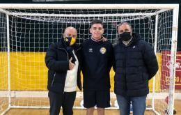 Un talento per l'History Roma 3Z: arriva Tiziano Faziani