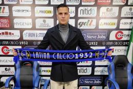 Il Latina puntella la sua difesa con Luca Orlando