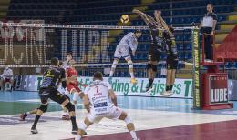 """Top Volley Cisterna ko in tre set, Sabbi: """"Niente alibi"""""""