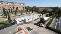 Costruito un reparto Covid in un mese: parola a Maurizio Capobianco