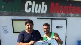 Montenero, un ritorno in difesa: ufficiale Paolo Buonanno