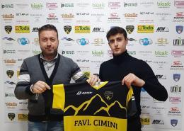 Diego Pileri ritrova Scaricamazza: new entry per la Favl Cimini