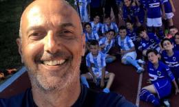 """Futbolclub, Pantano: """"Lavoriamo molto sull'aspetto mentale e tecnico"""""""