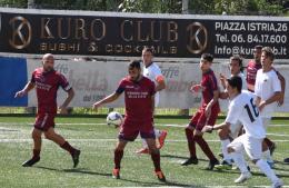 """Francesco Di Bari saluta la Tivoli: """"Scelta mia, ringrazio il club e i tifosi"""""""