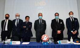 Il Dipartimento Interregionale designa Cosimo Sibilia alla presidenza della LND
