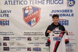 """Atletico Terme Fiuggi, Pierreton: """"Felice per l'esordio, ora pronto a dare il massimo"""""""