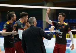 A3 - Smi Roma Volley, da Aversa inizia il giro di boa