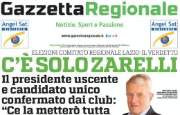 Gazzetta Regionale in edicola per la prima edizione del 2021!