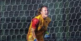 La Roma calcio femminile cede alla Roma in Coppa Italia