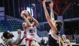 A2- L'Eurobasket non si ferma più: sua anche la battaglia di Chieti