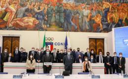Consiglio Direttivo, intervenuti Malagò e Sibilia