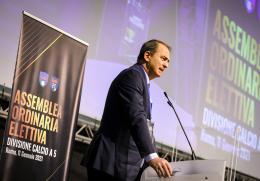 """Ristori, Bergamini: """"Chiederemo sostegno per club nazionali"""""""