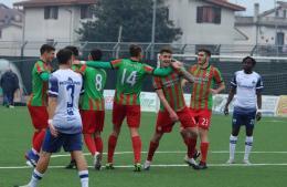 Un gol ogni 73' per Federico Alonzi: la Vis Artena ha trovato il suo bomber