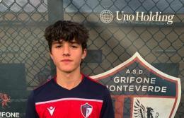 """Grifone Monteverde, Natalucci: """"Non aspetto altro che tornare a giocare"""""""