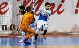 L'Ecocity Futsal Cisterna domani impegnata a Salerno