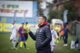 Scossa Cynthialbalonga: esonerato il tecnico Mauro Venturi
