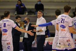 """Superlega - Top Volley all'esame Vibo. Kovac: """"Squadra complicata"""""""
