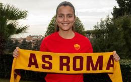 Marija Banusic è una nuova giocatrice della Roma
