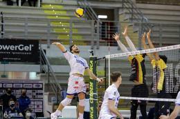 """Top Volley, Cavuto: """"La voglia di vincere è stata costante"""""""