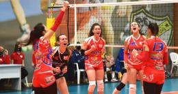B2- Civita-Ladispoli lotta ma non basta: Grosseto vince al 5°
