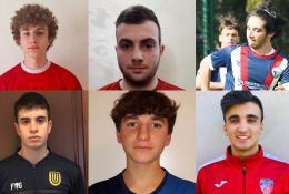 Parola di capitano: Di Cintio, Buffa, Ienne, Costarelli, Marchese, Musaragno