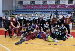 B- Prima gioia Monterotondo: battuta la Roma 7