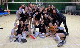 B2- La Fenice si prende la vittoria in casa della Roma Volley