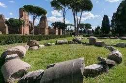 Terme di Caracalla, la riapertura.  Con lo stop fatte diverse migliorie
