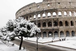Neve a Roma (ma non solo)? Sabato è possibile, arriva Buran