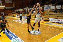 A2- NPC Rieti sconfitta nella trasferta con il San Severo