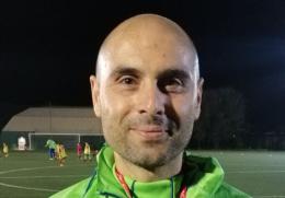 """Casilina, la prima squadra a Stefano Pasquini: """"Non vedo l'ora"""""""