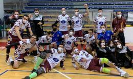 B- Monterotondo ingrana la seconda: Viterbo sconfitta dagli eretini