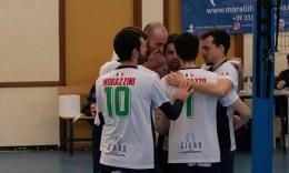 B- Roma 7 ingrana la seconda: netto successo a Viterbo