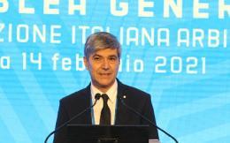 Arbitri: Alfredo Trentalange è il nuovo presidente