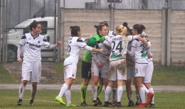 B- Troppo Cittadella per la Roma Calcio Femminile: cinquina veneta