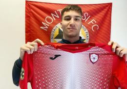 """Monterosi, ecco Francesco Tocci: """"Trovo un grande gruppo"""""""