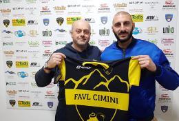 Favl Cimini, l'ex Teramo Scipioni è un nuovo giocatore giallonero