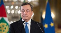 """Mario Draghi: """"Lo sport è importante, il Governo lo sosterrà"""""""