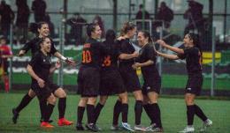 B- Delirio Roma Calcio Femminile: travolta la capolista Pomigliano