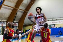 A2- L'Eurobasket non si ferma più: quarta vittoria, Ravenna ko