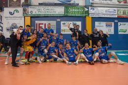 A3- Sabaudia torna in carreggiata: Ottaviano battuta in 3 set