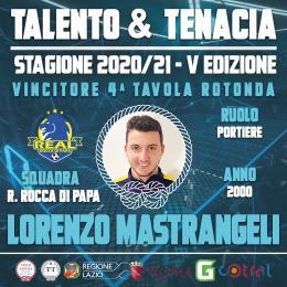 T&T, 4ª Tavola Rotonda: parla il vincitore Lorenzo Mastrangeli