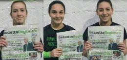 #schiacciaunselfie Mentana, tris d'assi: Campisi, Lamberti e Orlando