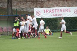 Trastevere, con la Sangiovannese bastano 30': Sannipoli e Lorusso in gol