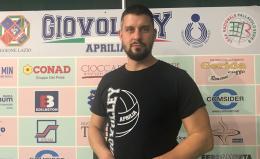 """C - Giò Volley, Moretti: """"Soddisfatto, ma piccolo calo nel 2° set"""""""