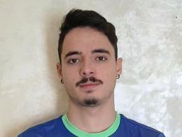"""Real Tuscolano, Possanza """"Amo troppo il calcio, mai pensato di lasciare"""""""
