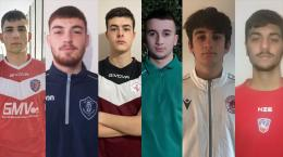 Parola di capitano: D'Ercole, Stefanoni, Miranda, Ferlicca, Tomassacci, Carolei