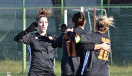 C- La Res Women torna al successo: Crotone travolto con 4 gol